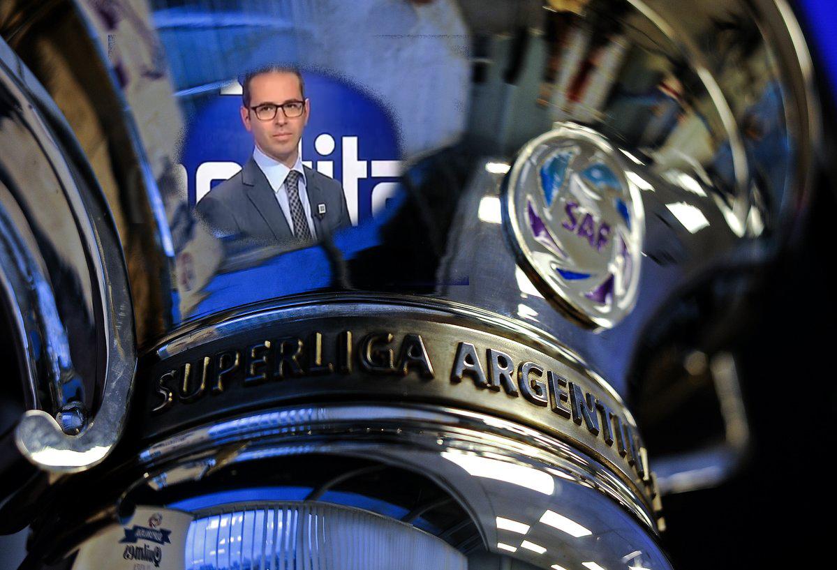 La Superliga Argentina non si vedrà in tv!!