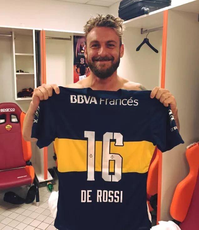 De Rossi al Boca, il finale perfetto – Storia di una scelta di Cuore.