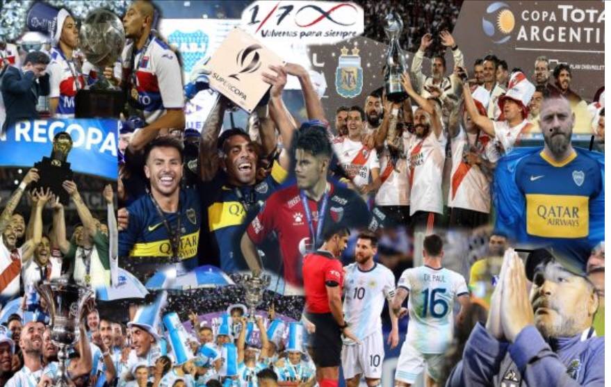2019. Anno shock per il futbol argentino!