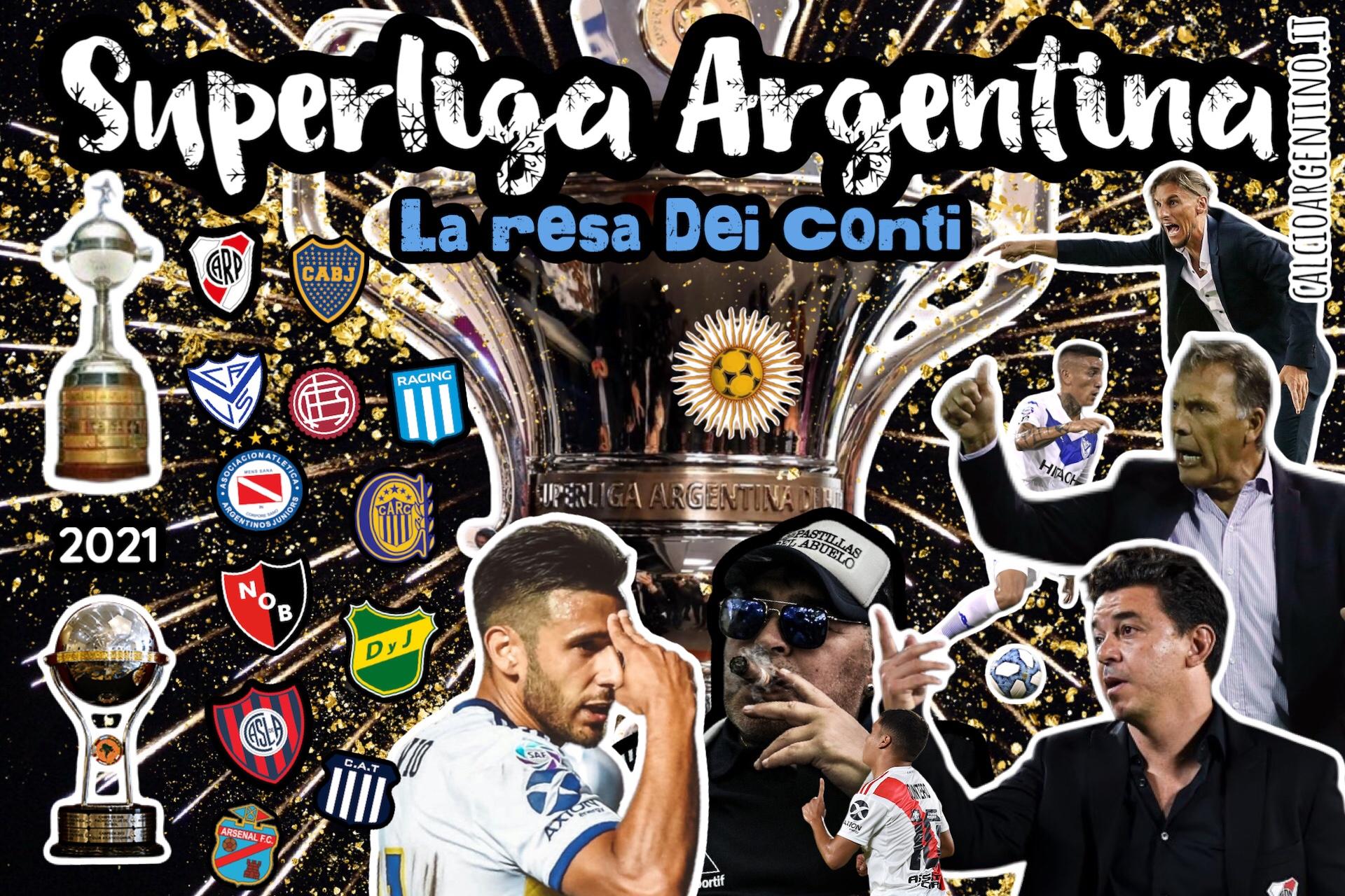 Superliga Argentina – La resa dei conti