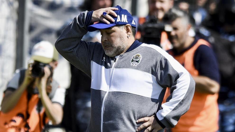 Maradona allenerà ancora il Gimnasia?