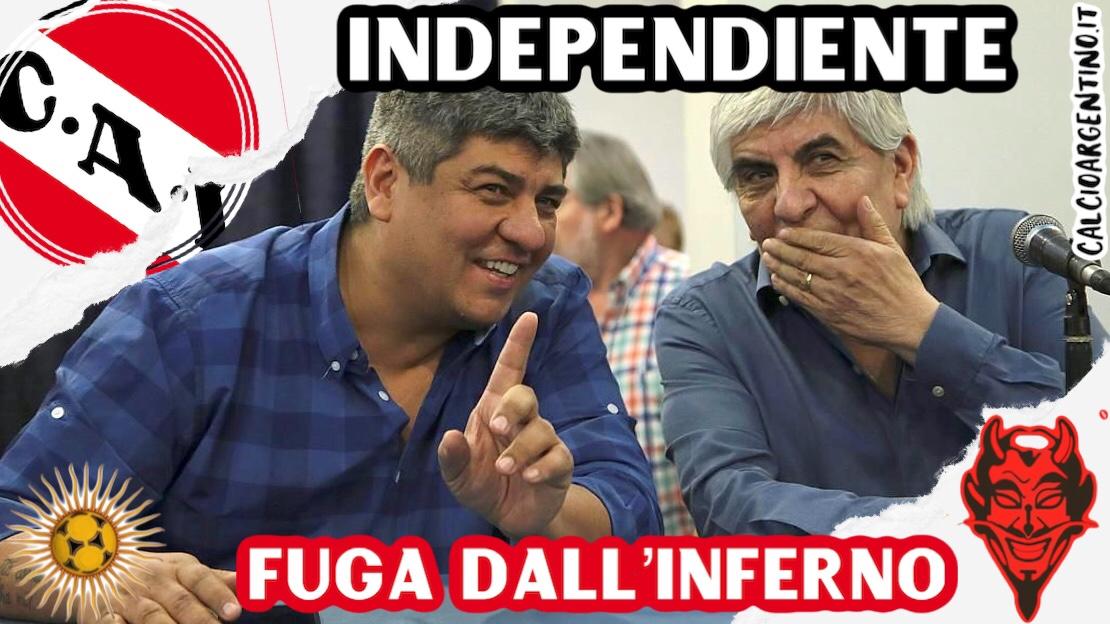 Independiente. Fuga dall'inferno