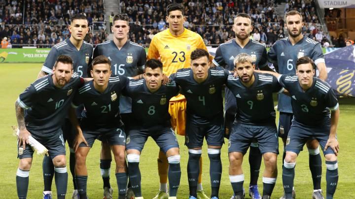 Bentornata Selección Argentina!