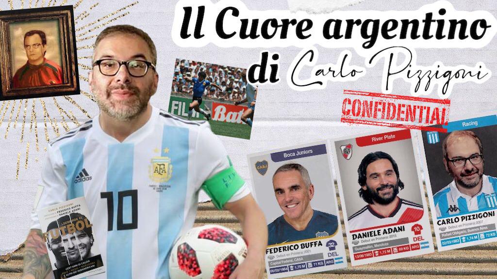 Il Cuore argentino di Carlo Pizzigoni – 1^ parte