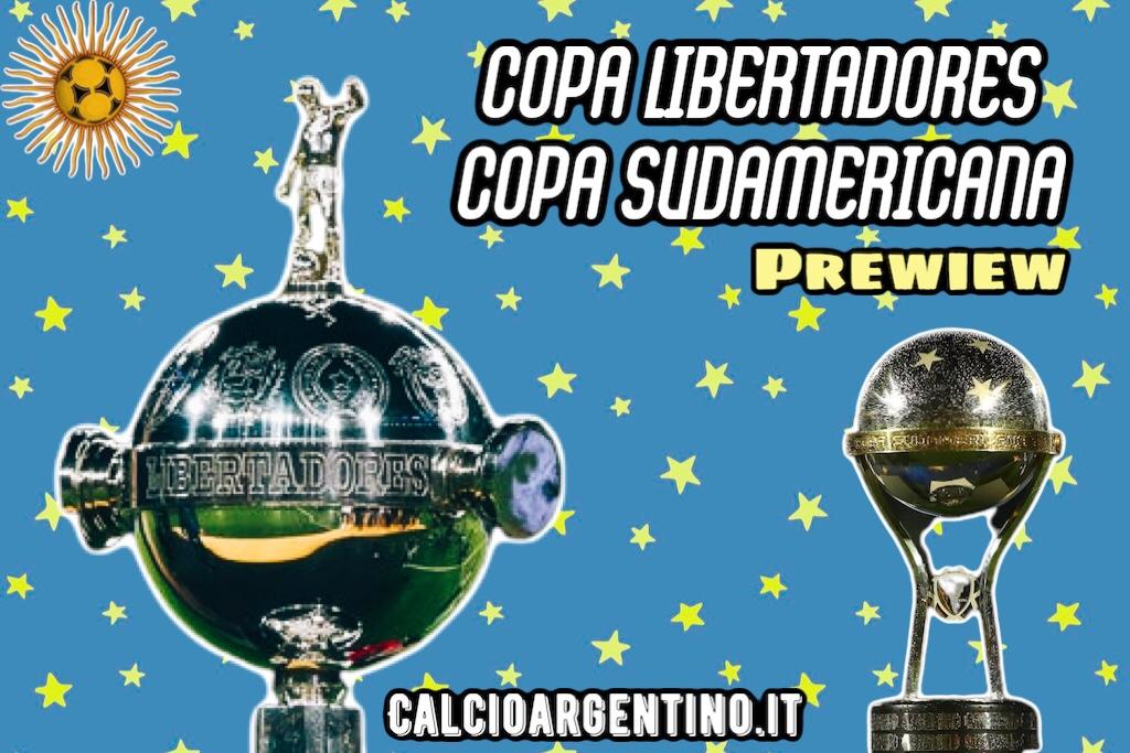Le ultime dalla Libertadores e dalla Sudamericana