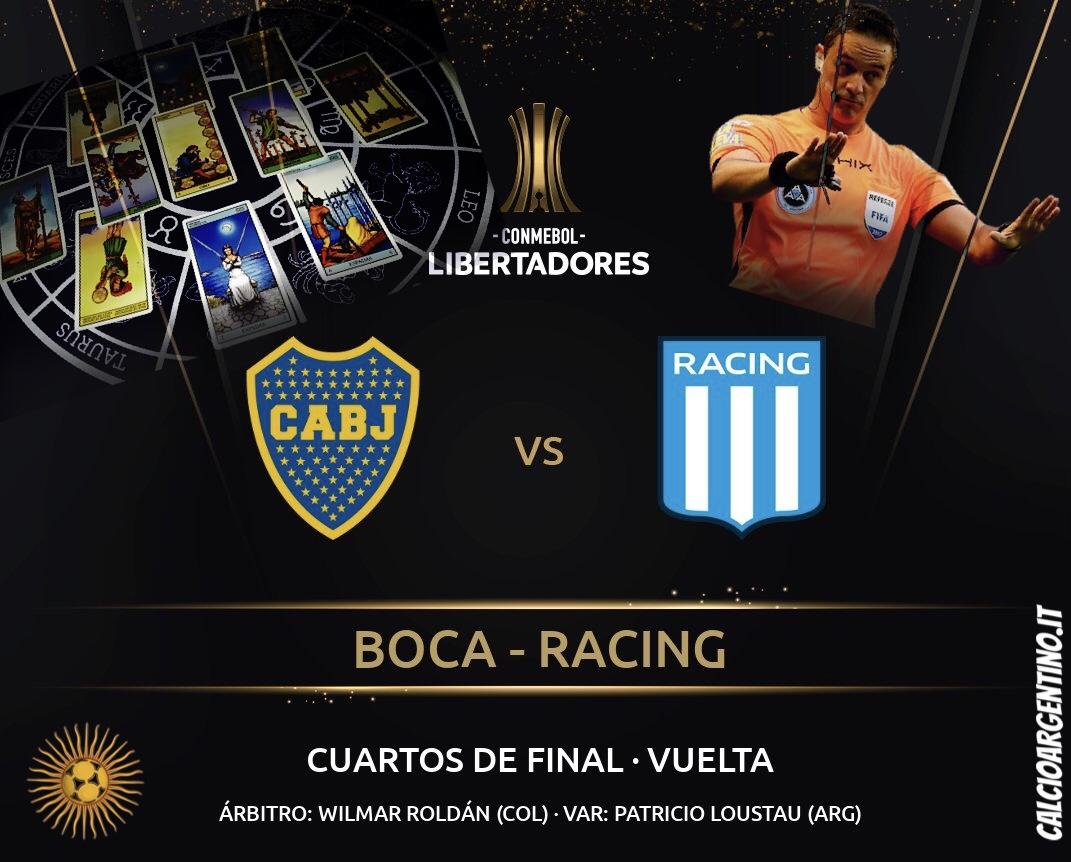 Tra tarocchi e complotti ecco la previa di Libertadores tra Boca Juniors e Racing Club