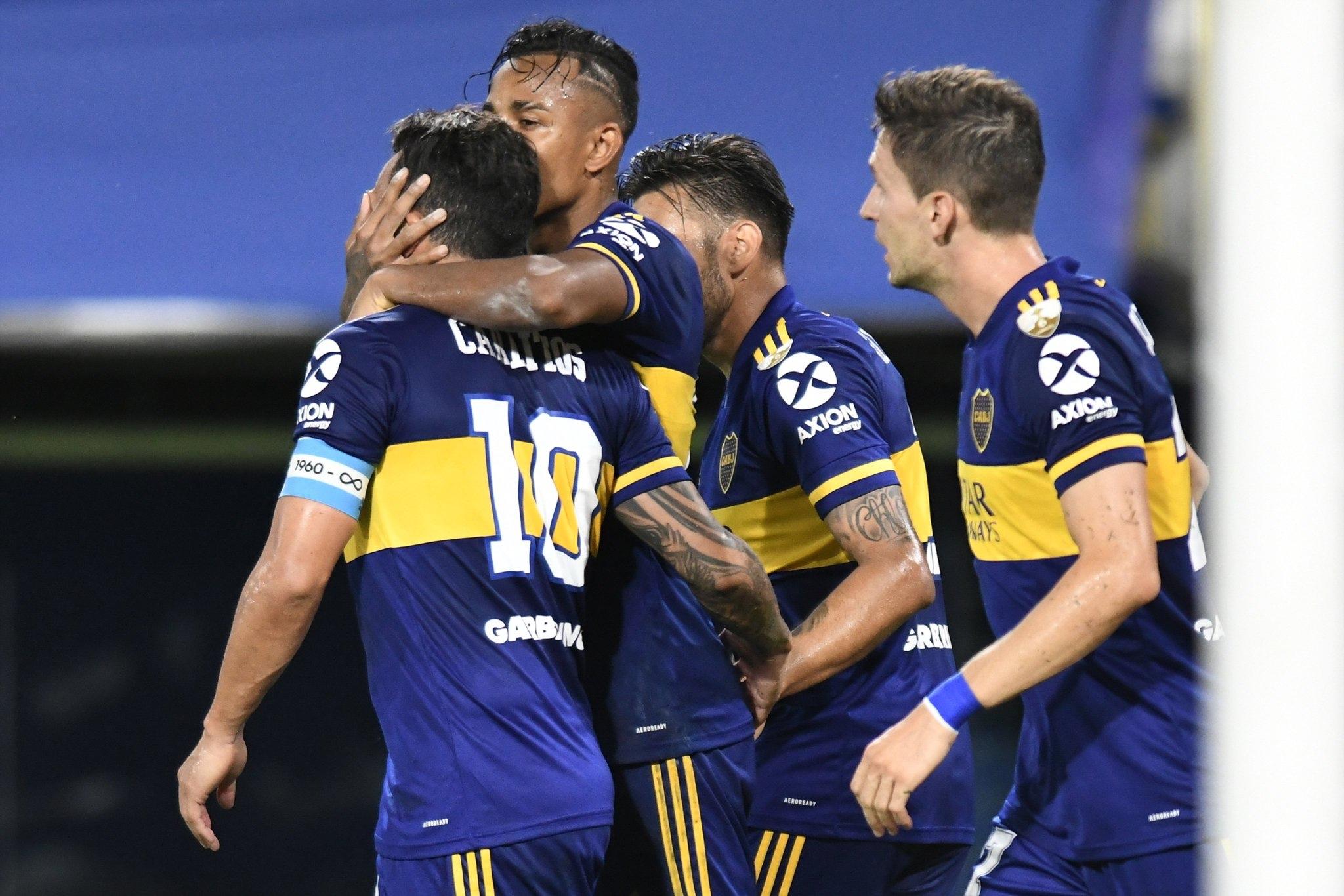 Supremazia Boca: è semifinale di Libertadores!