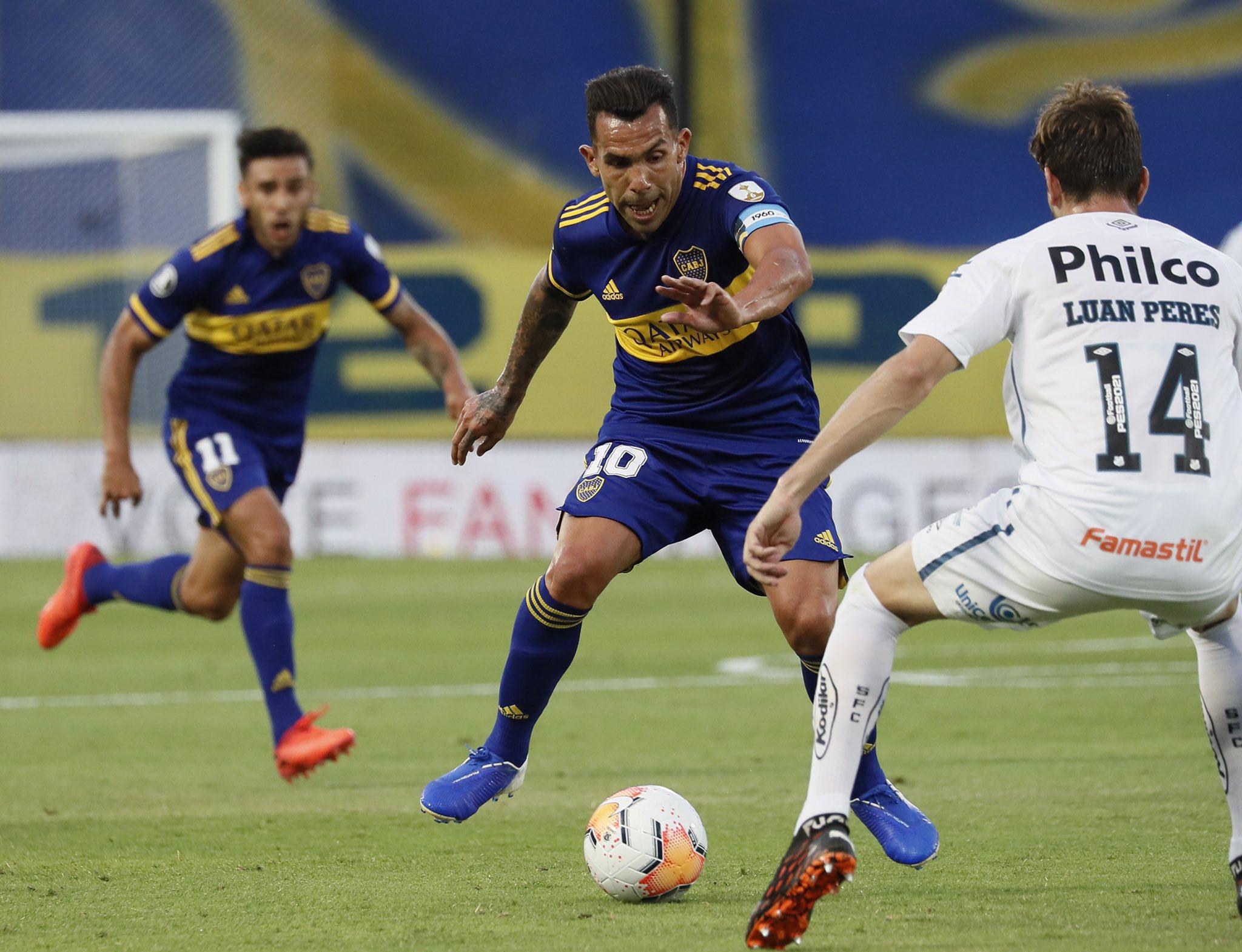 Il Boca spreca l'occasione: col Santos è solo 0-0