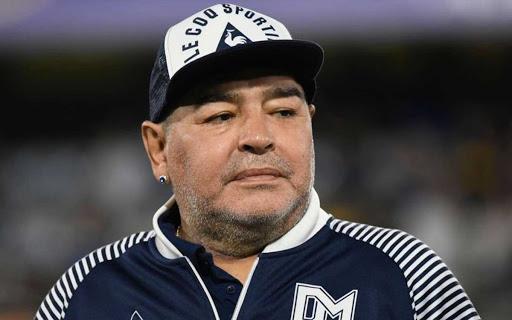 La 'prigionia' di Maradona