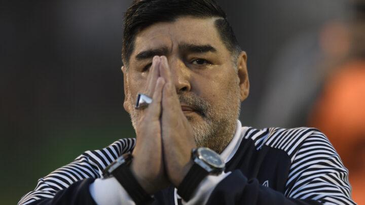 Maradona poteva essere salvato