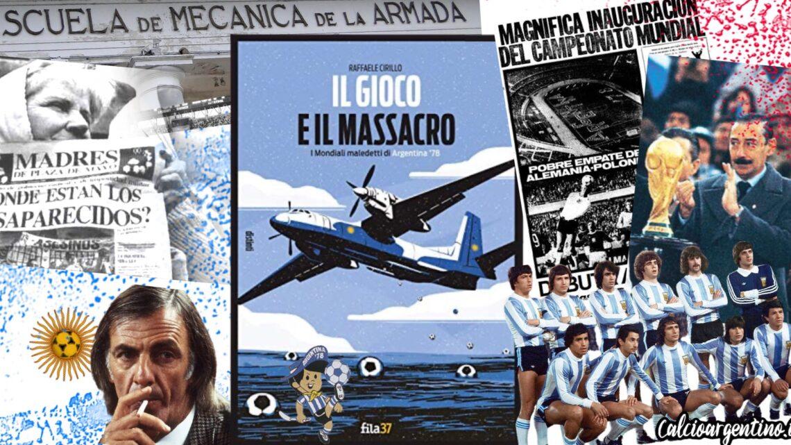 'Il gioco e il massacro'. Intervista all'autore Raffaele Cirillo