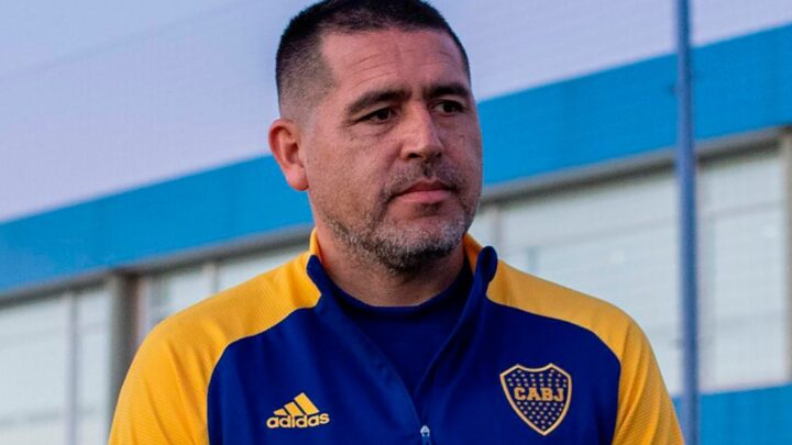 """Riquelme alla squadra: """"Avete la possibilità di far grande il Boca"""""""