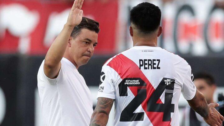 Storico River Plate: Enzo Perez in porta stanotte in Libertadores