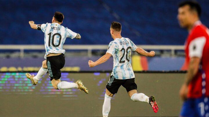 Non basta un Messi ispirato: col Cile è (di nuovo) 1-1