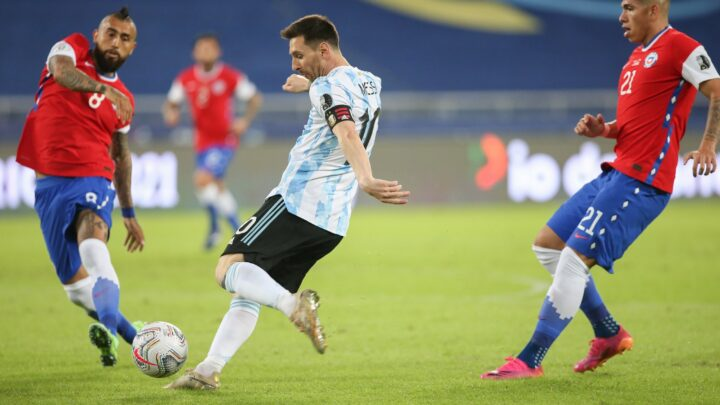 Le voci dopo Argentina-Cile