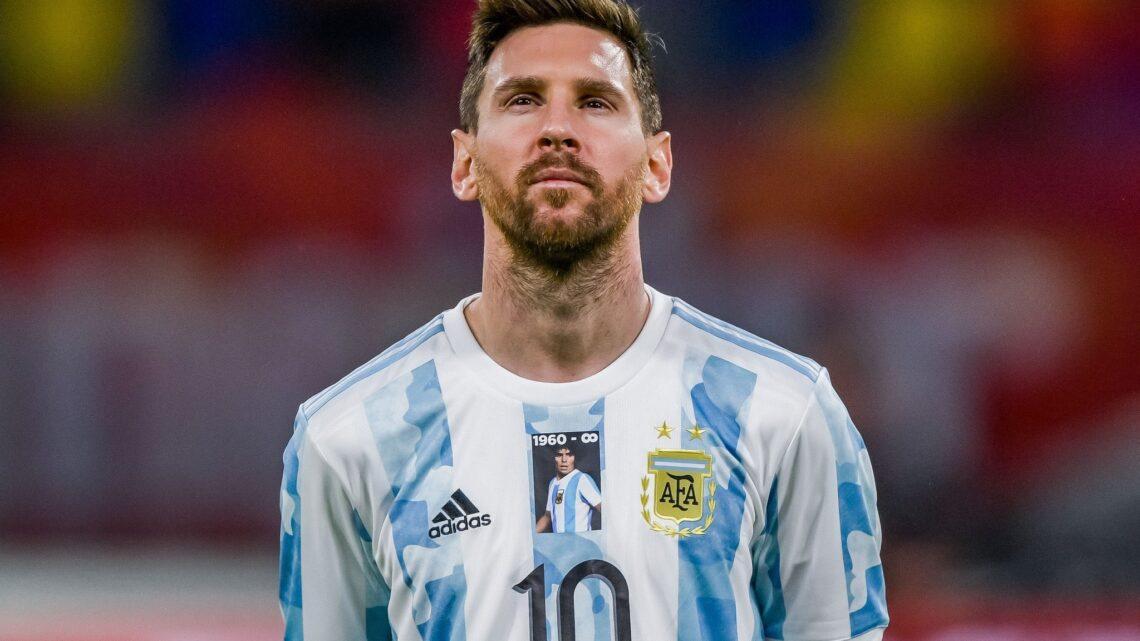 Non basta Messi, col Cile è 1-1