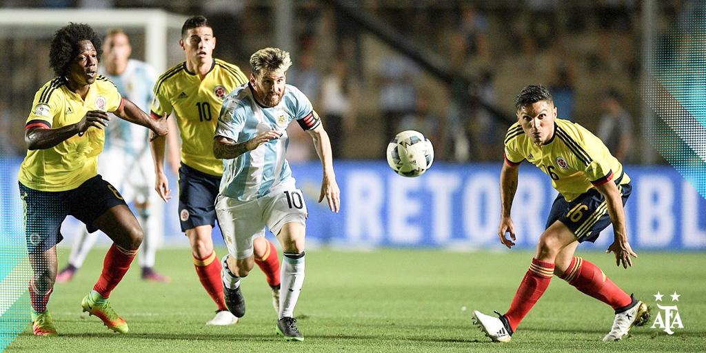 Ultimo esame di Scaloni prima della Copa America: stanotte Colombia-Argentina