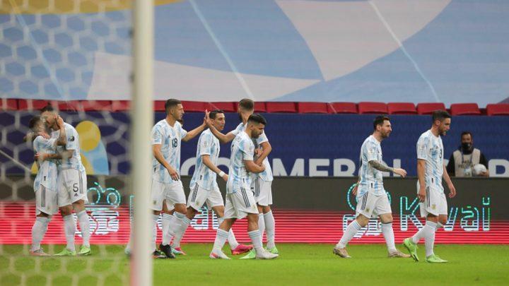 Le voci del dopo Argentina-Paraguay