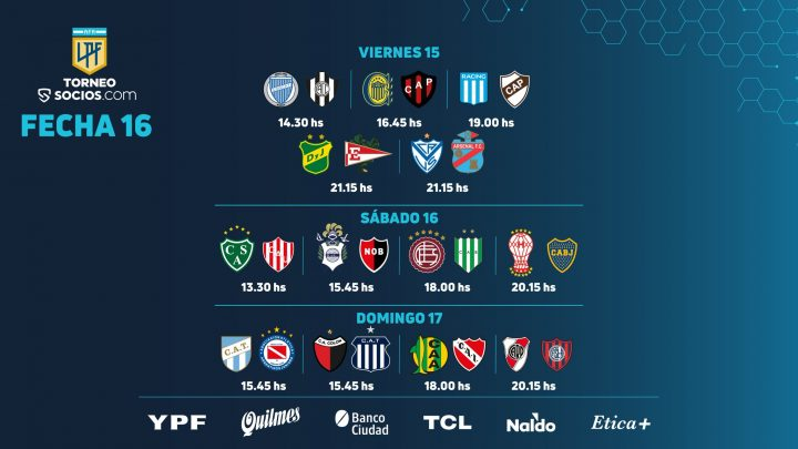 La 16^ giornata di Primera División