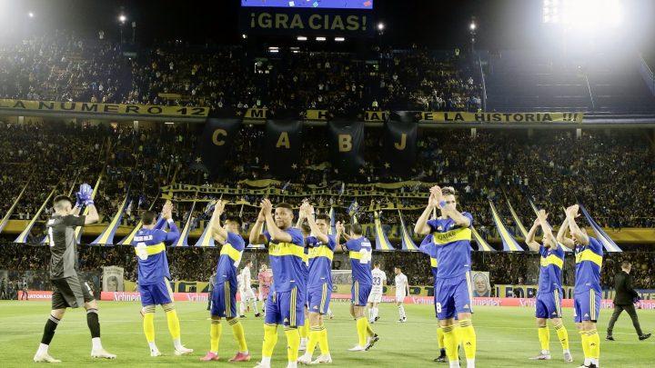 Il Boca supera la trappola Godoy Cruz: tre punti per continuare a sognare